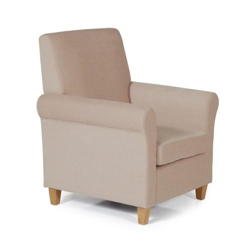 Ocassional Thurso Mink Occasional Chair